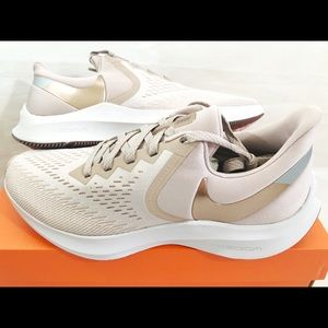 NEW Nike Rose Gold Zoom Winflo Women's Shoes